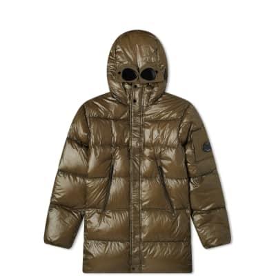 C.P. Company Undersixteen Lightweight DD Shell Goggle Jacket