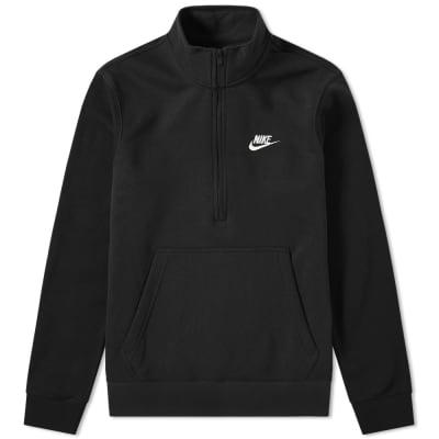 Nike Club Half Zip Sweat