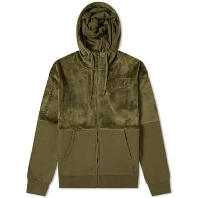 Nike Hairy Sherpa Winter Hoody