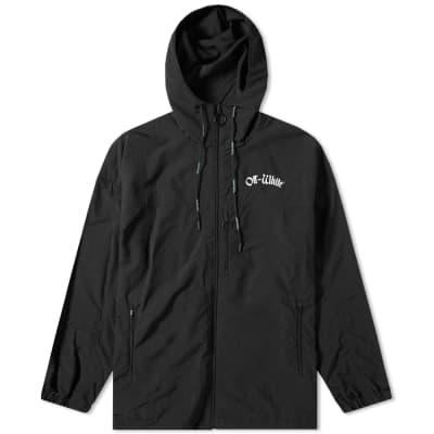 Off-White Windbreaker Jacket