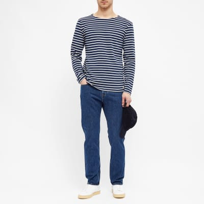 Armor-Lux Classic Long Sleeve Breton Tee
