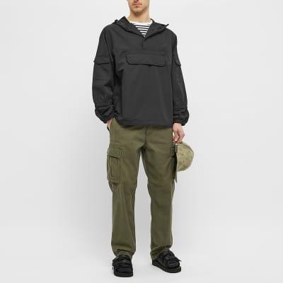 Vanquish Pullover Military Jacket