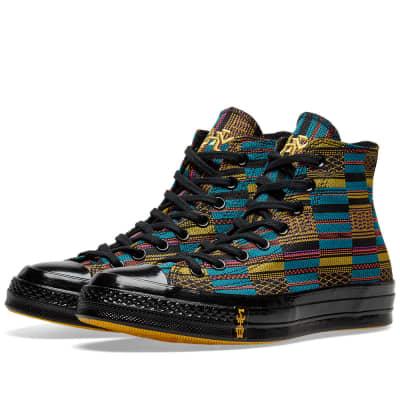Converse x Nike x BHM Chuck Taylor 1970s Hi ... 2bbe708a1609