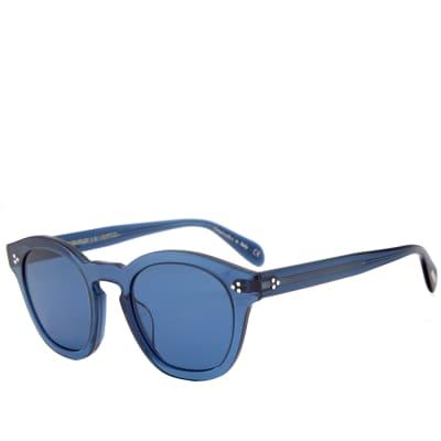 Oliver Peoples Boudreau L.A. Sunglasses