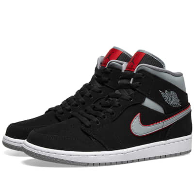 separation shoes 95fc6 302b0 Air Jordan 1 Mid ...