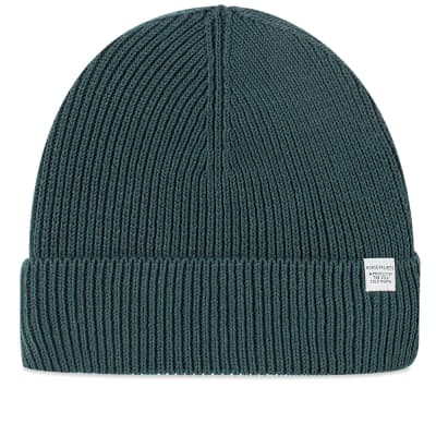 53454db5c8c5e Norse Projects Cotton Watch Beanie ...