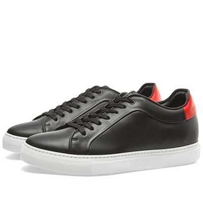 san francisco e58db bc865 Nike Air x Fear Of God Strap Black   Sail.  179. Paul Smith Basso Leather  Cupsole Sneaker ...
