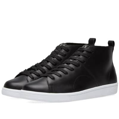 Fred Perry x George Cox Leather Monkey Boot