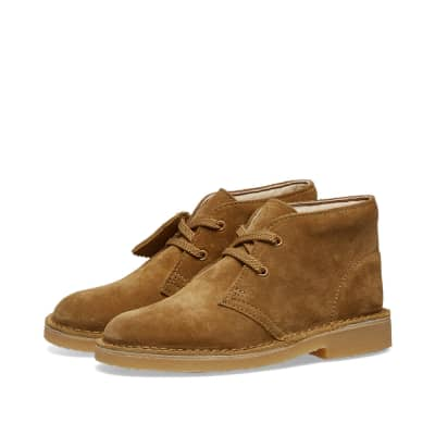 Clarks Originals Children's Desert Boot