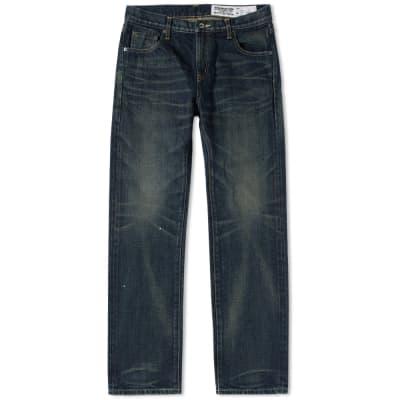 Neighborhood Washed Narrow Jean
