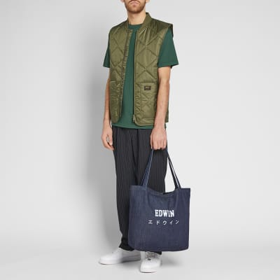 Edwin Freddy Shopper Bag