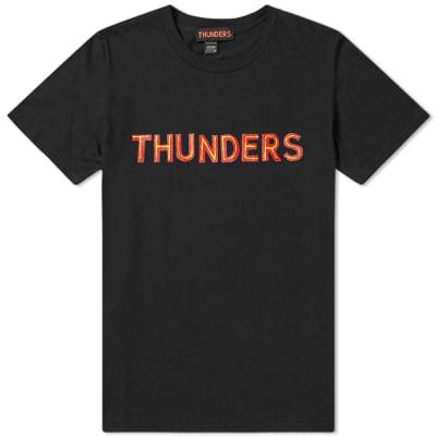 Mr Thunders Core Logo Tee