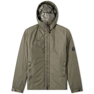 C.P. Company Arm Lens Filled Hooded Jacket