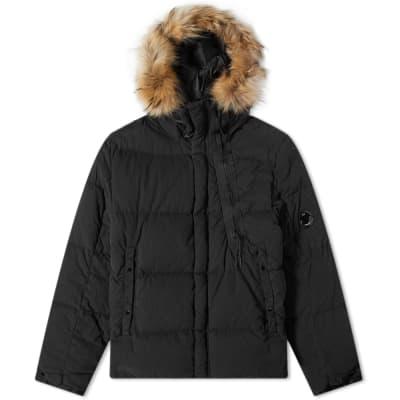 C.P. Company Fur Collar Down Parka