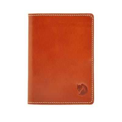 Fjällräven Leather Passport Cover