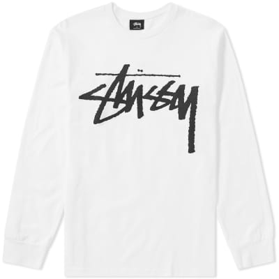 Stussy Long Sleeve Old Stock Tee