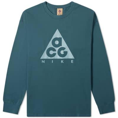 df6cd15f39ba Nike ACG Long Sleeve Logo Tee ...