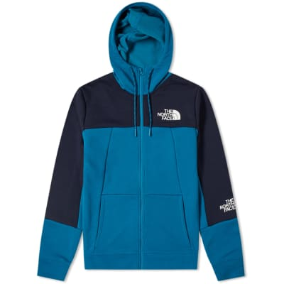 d0c49709e38e The North Face Light Full Zip Hoody ...