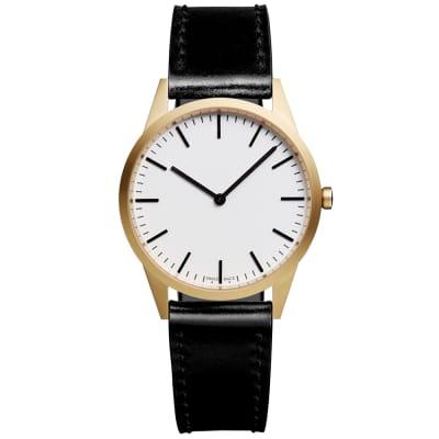 Uniform Wares C35 Two Hand Watch
