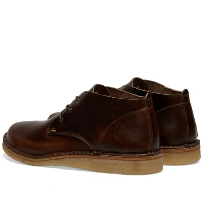 Astorflex Ettoflex Leather Wedge Sole Boot