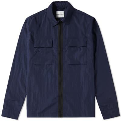 new product ca168 eb6e8 MKI Nylon Zip Shirt Jacket ...