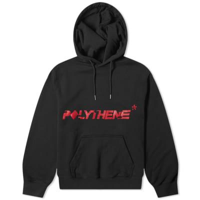 Polythene Optics Logo Popover Hoody
