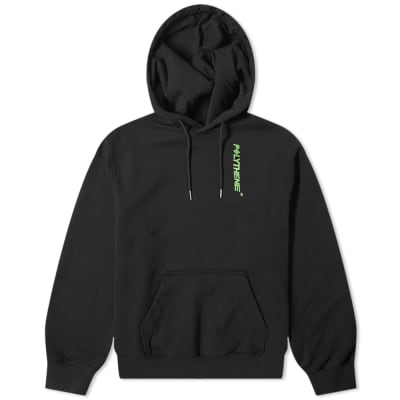 Polythene Optics Logo Popover Hoody