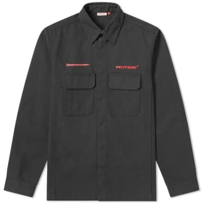 Polythene Optics Overshirt