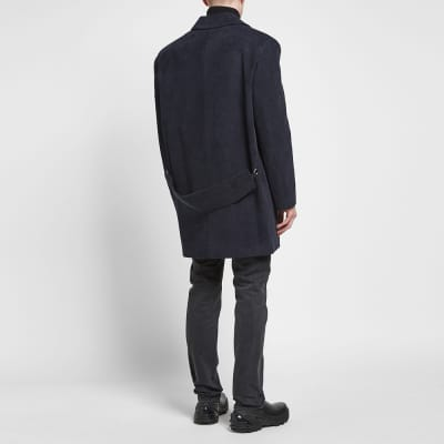 Raf Simons Short Martingale Coat