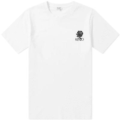45ddb194d3b Kenzo Rose Logo Tee ...