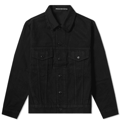 32c7ffe997 Alexander Wang Denim Jacket ...