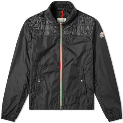 552725946dbed Moncler Portneuf Nylon and Down Zip Jacket ...