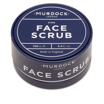 Murdock London King Face Scrub
