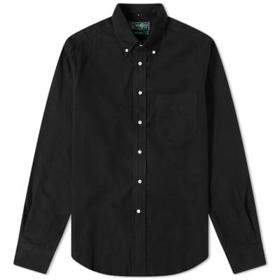 Gitman Vintage Button Down Classic Flannel Shirt