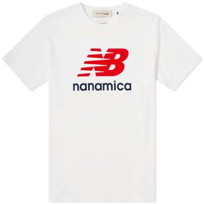 5630007f New Balance x Nanamica Coolmax Tee ...