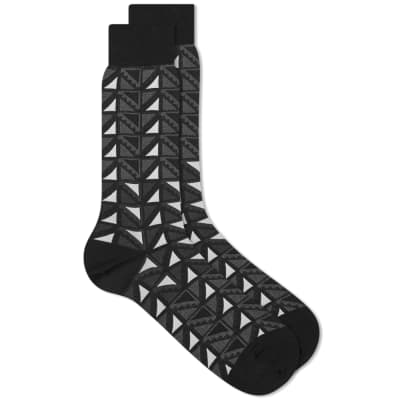 Ayame x C53 Flag Sock