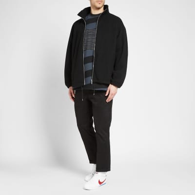 Napa by Martine Rose Stripe Panel Sweat