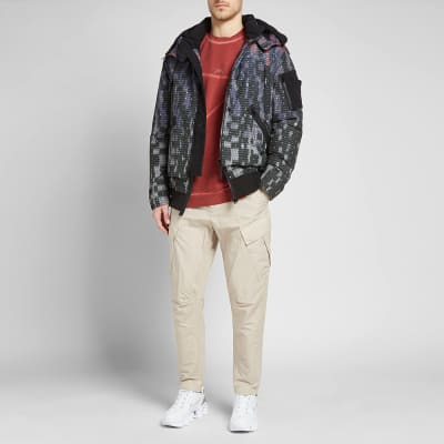 Stone Island Shadow Project DPM Map Down Jacket