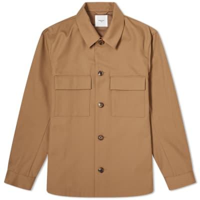 Edifice Wool Shirt Jacket