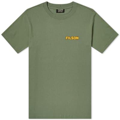 Filson Duck Logo Tee