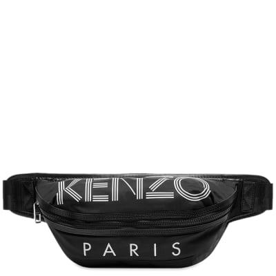 Kenzo Paris Sport Logo Waist Bag