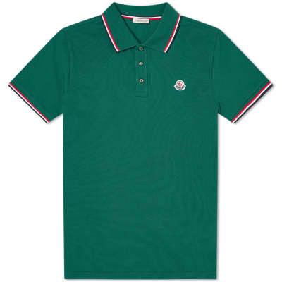 Moncler Classic Logo Polo