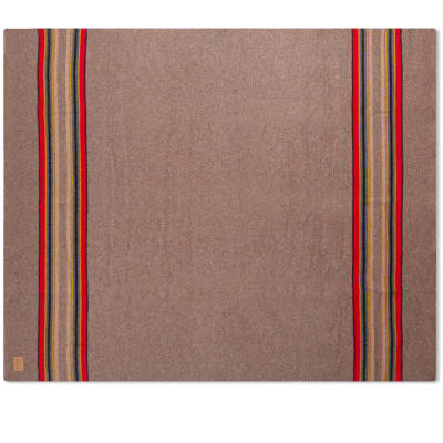 Pendleton Yakima Twin Wool Blanket with Carrier