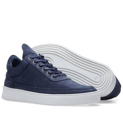 Sneakers for Men On Sale, navy, Leather, 2017, 9 Filling Pieces