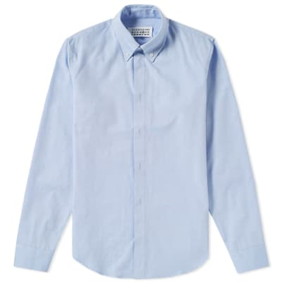 Maison Margiela 14 Classic Button Down Oxford Shirt