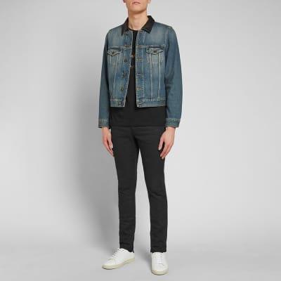 5cd035645e Saint Laurent Skinny Low Jean Saint Laurent Skinny Low Jean