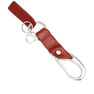 Master-Piece Oil Leather Keyring