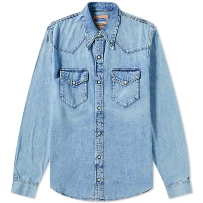 2d28b8973b Acne Studios Western Shirt ...