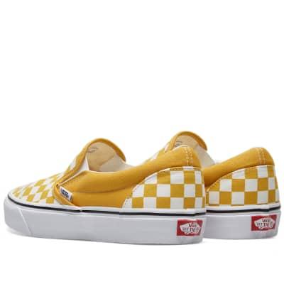 796ca69d656fcd Vans UA Classic Slip On Checkerboard Vans UA Classic Slip On Checkerboard