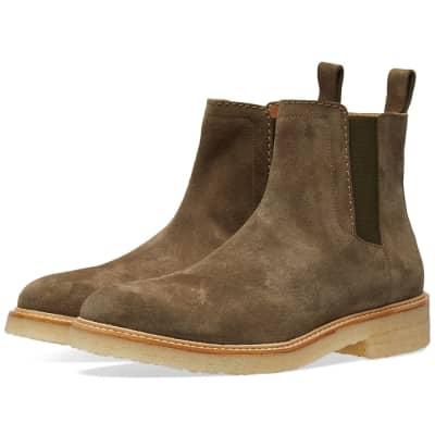 5503317d0 Zespa Suede Chelsea Boot ...